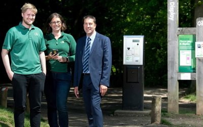 Case Study: The Forestry Commission