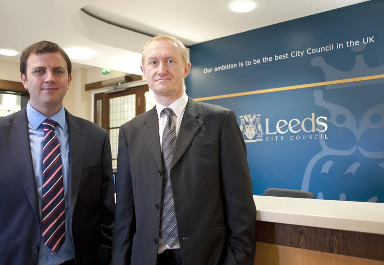 ICES supports Leeds City Council's digital vision