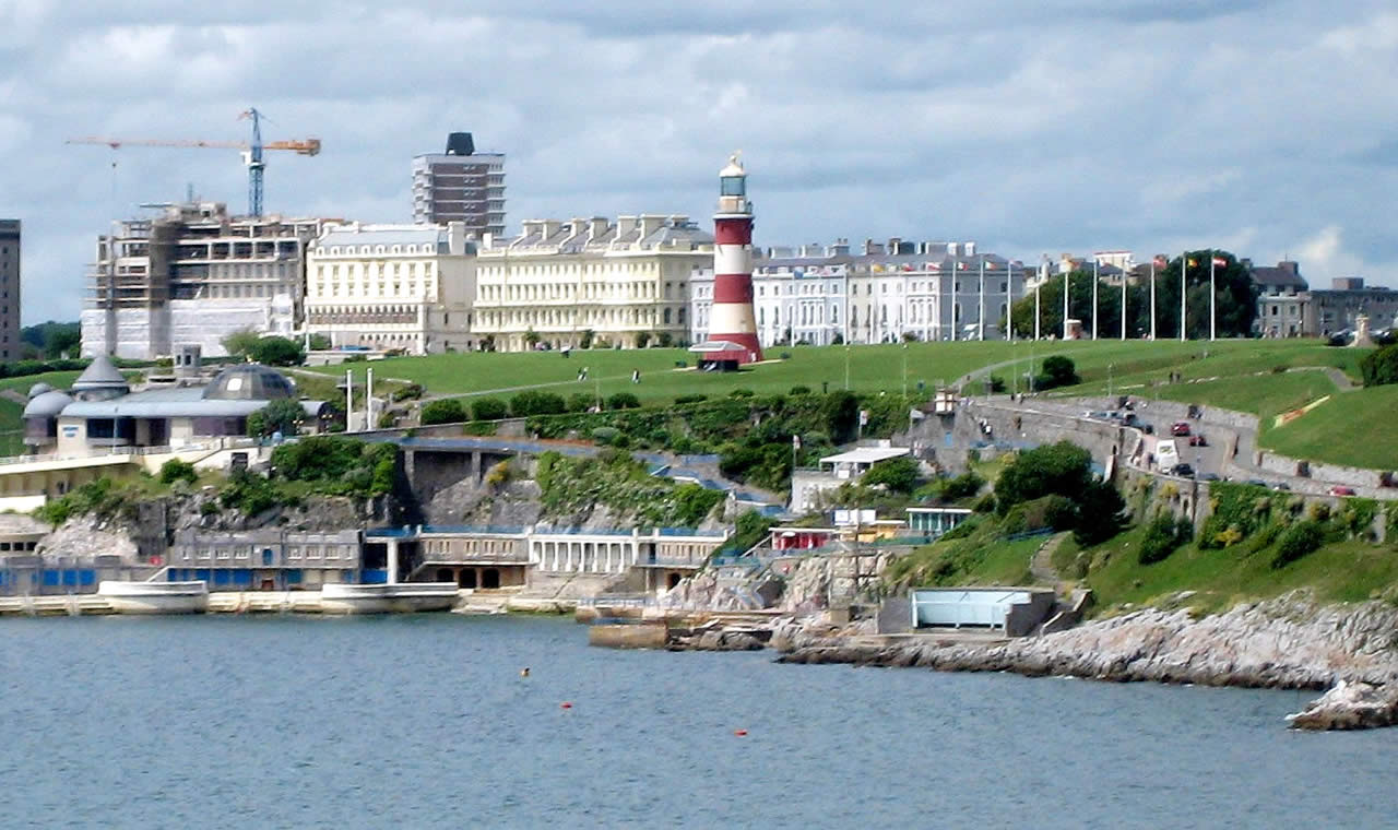 plymouth-hoe-post