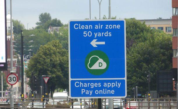 Birmingham's Clean Air Zone is Live