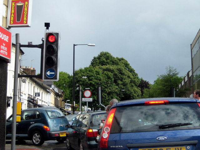 Moving Traffic Legislation: Supporting You to Make the Change